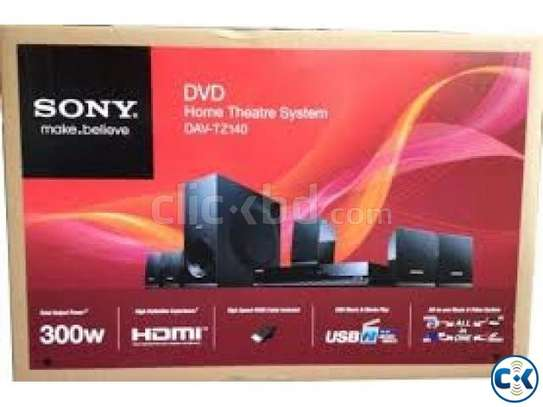sony tz 140 home theatre system image 1