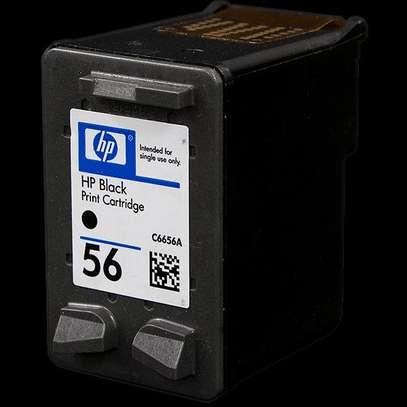 56  inkjet cartridge black C6656 image 6