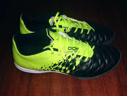 Football boots size 42, UK 8, US 10.5
