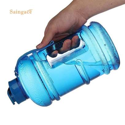 2.2L water bottle sports cup camping gym image 4