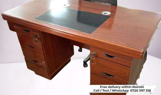 1.2 Metre Executive Office Table image 1