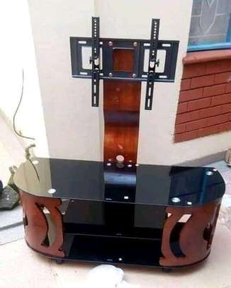 Tempered Glasstop tv stands image 1