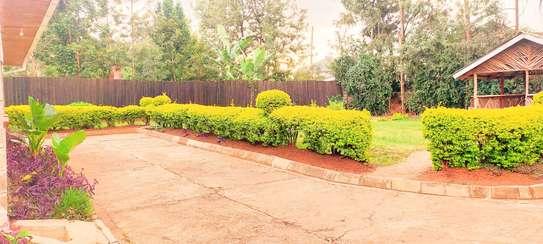 5 bedroom townhouse for rent in Karen image 13