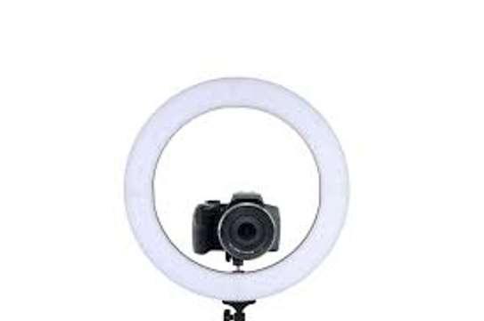 21 Inch LED Ring Light Photography image 1