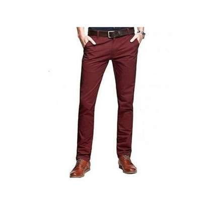 Dark Brown Khaki Pants
