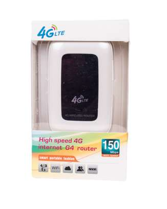 4G LTE Portable Router 150MBPS