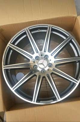 Benz rims image 1