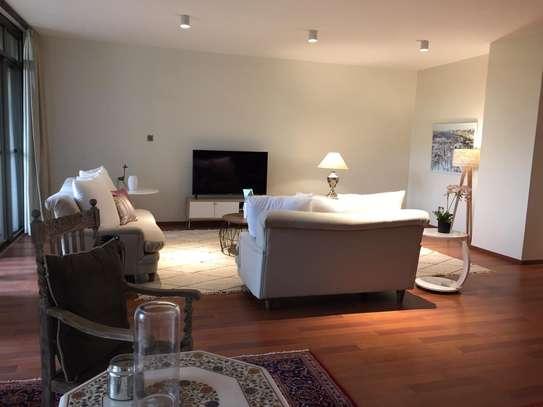 Furnished 3 bedroom apartment for rent in Parklands image 3
