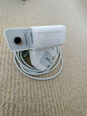 85W Mag Safe 1 Power Adapter Charger For Apple Macbook Pro L Pin image 1