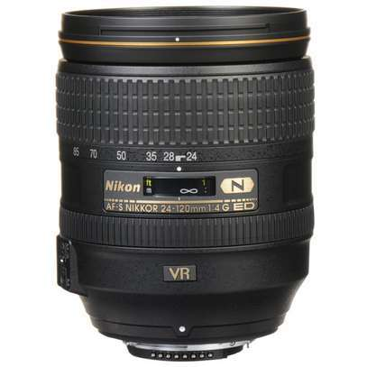 Brand New Nikon AF-S NIKKOR 24-120mm f/4G ED VR Lens at Shop