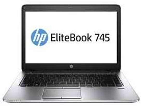 EliteBook 745 G2 Quad Core AMD A8-7150B 4GB 500GB