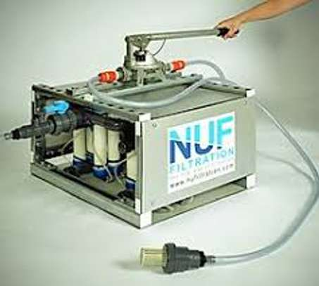 Compact water treatment systems image 1