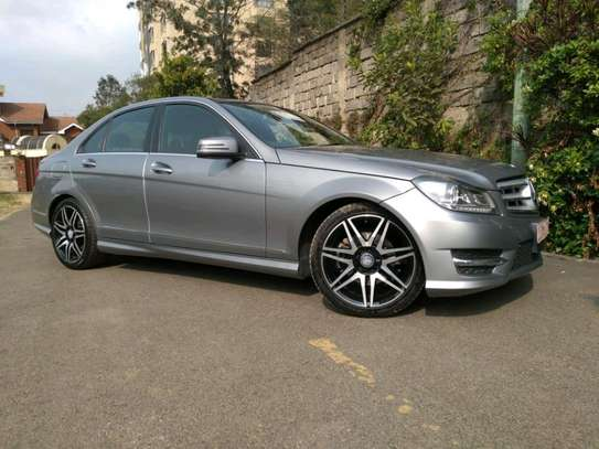 Mercedes-Benz C200 on sale
