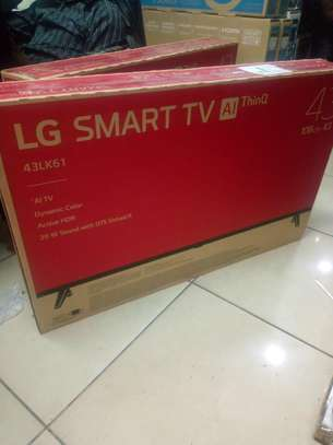 Lg 43 inches smart tv image 1