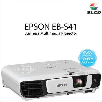 EPSON EB-S41 (3,300 LUMENS) PROJECTOR image 2
