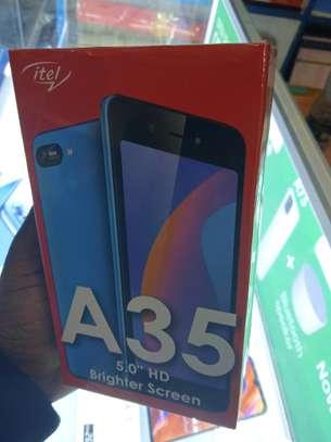 Itel A35 new 16gb 1gb ram 5.0 inch big display+Delivery image 2