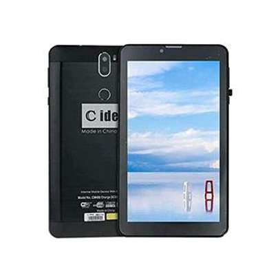 C Idea Tab CM 488 2GB+16GB, 4G LTE, 7 Inch, Dual SIM , Black image 3