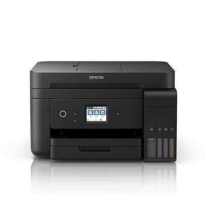 Epson L6170 Wi-Fi Duplex All-in-One Ink Tank Printer with ADF image 1