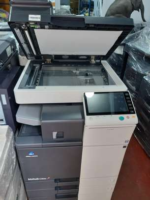 CLEAN KONICA MINOLTA C224/C284/C364 FULLY LOADED A3 SIZE FULL COLOR PHOTOCOPIER/PRINTER/SCANNER AND DUPLEX FOR HIGH QUALITY GRAPHICS PRINTING image 2