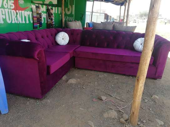 Chesterfield L-Shaped, 6 Seater