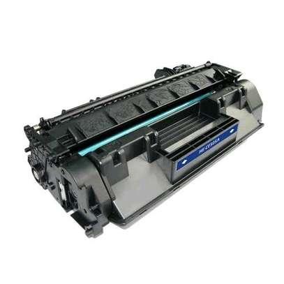 05A toner cartridge black only CE505A printer number P2055 P2035 image 10