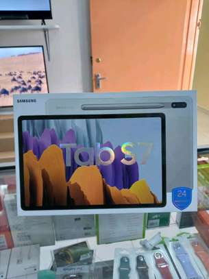 Samsung Galaxy Tab S7 brand new and sealed in a shop. image 1