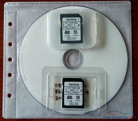 """""""Please Insert Correct SD Card"""" Solution for Ex Japan Car Radio image 2"""