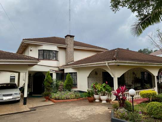 5 bedroom house for rent in Gigiri image 13