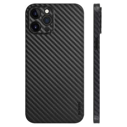 Memumi iPhone 12 Pro Max Carbon fiber Case image 3