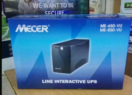 Mecer 650-VA line interactive UPS. image 2
