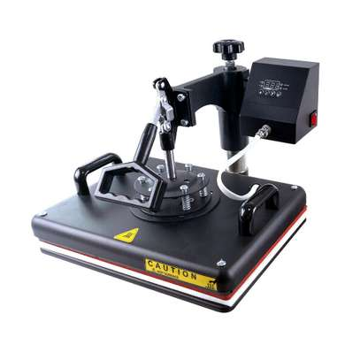 """Combo Heat Press Machine Digital 12x15in"""" for T-shirt Mugs Plate Hats Cup image 1"""
