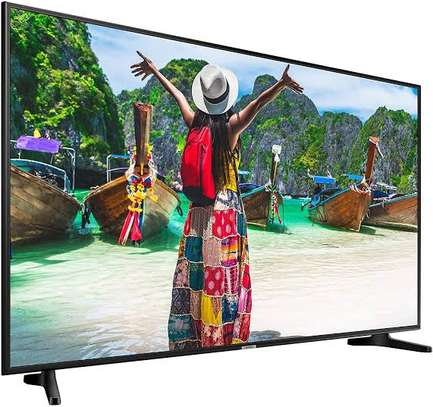50 inch hisense UHD 4k frameless tv image 1