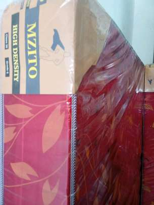 8inch thick Mattresses in Mombasa. High Density. Free delivery. image 1