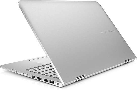 HP Spectre 13 Convertible Ultrabook X360  Intel Core i5 6200U 8GB DDR3L SDRAM, 256 GB SSD, Intel HD Graphics Card 520, QHD IPS Touchscreen, Win10 – Silver image 4