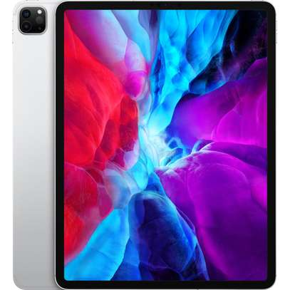"Apple 12.9"" iPad Pro (Early 2020, 256GB, Wi-Fi + 4G LTE, Gray) image 1"
