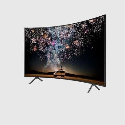 Samsung – 49 inch – UHD 4K Curved Smart LED TV – HDR - Black image 2