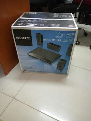 Sony DAV blue ray player 1000W Wi-Fi home theater image 1