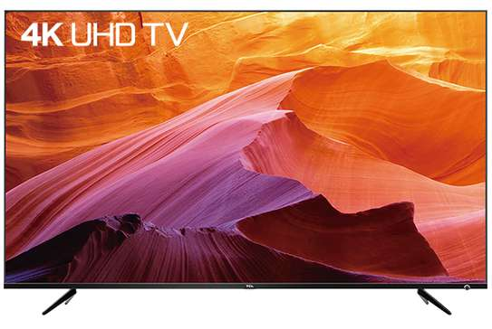 50inch TCL SMART 4K UHD ANDROID TV-50P8M