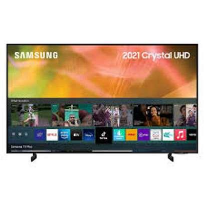 "SAMSUNG 50"" 4K UHD 2021 LATEST SAMSUNG SMART TV,ALEXA VOICE CONTROL,Q-SYMPHONY,WI-FI,SMART CONNECTIVITY,VOICE ASSISTANT-AU8000-BLACK image 2"