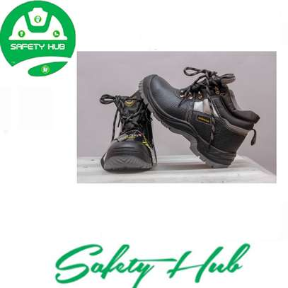Safety Boots- Ce Approved image 2