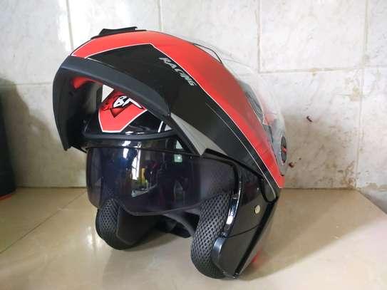 Modular Motorcycle Helmet | Elwih image 4