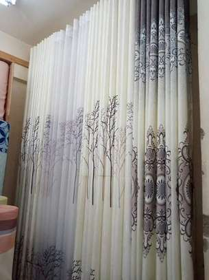 Unique classy curtains and sheers image 6
