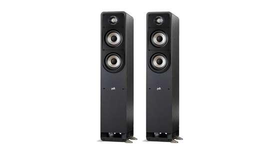 The NEW Polk Signature E Series 5-Piece High Resolution Hometheater Speaker Set image 1