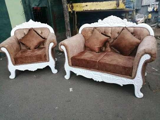 Antique sofa image 1