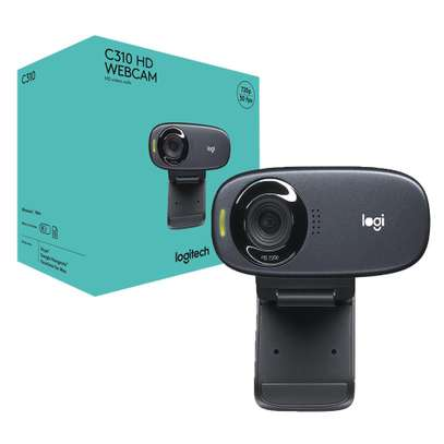 Logitech C310 HD Webcam image 1