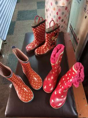Kids quality wellies/gumboots image 11