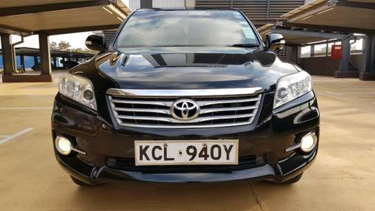 In Perfect Condition Toyota Vanguard YOM2010 KES 1.82M