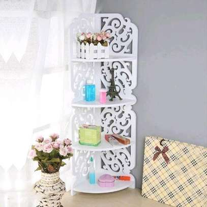 4 Tier Corner Shelves image 3