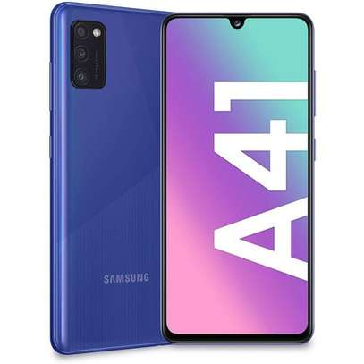 "Samsung Galaxy A41, 6.1"", 64GB + 4GB RAM (Dual SIM), 3500mAh image 1"
