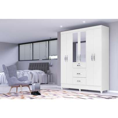 Wardrobe with 6 Doors & 3 Drawers - Moval , Itatibia image 2